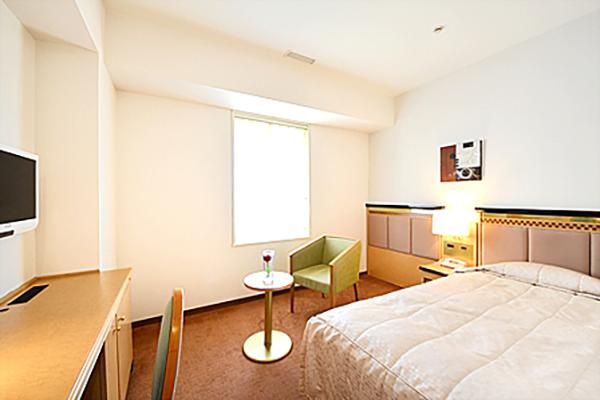 【ホテルクラウンパレス神戸】シングルルーム