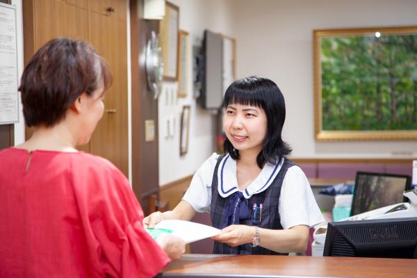施設健診の申込み