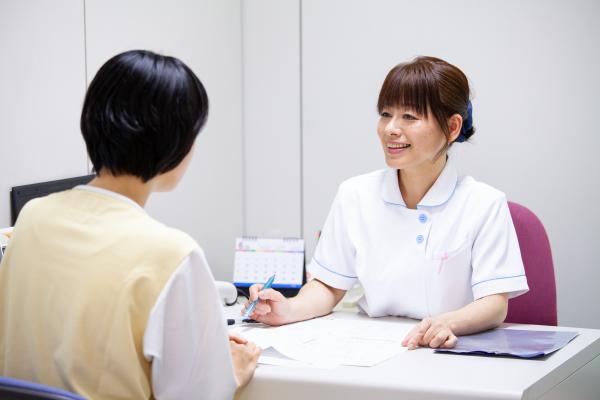 施設健診の申込みと流れ